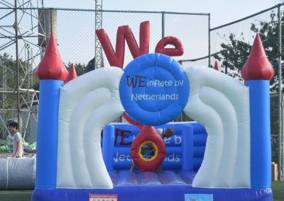 WE-inflate 'love' springkussen