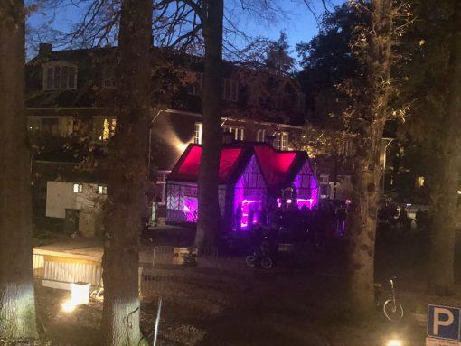 Ierse Pub opblaasbare tent te huur en te koop bij WE-inflate Enschede