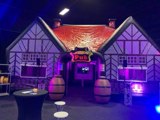 Ierse Pub, te huur en te koop bij WE-inflate te Enschede 7