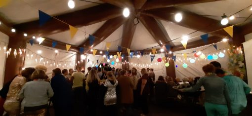 Beach Bar, feesttent te huur bij WE-inflate te Enschede 5