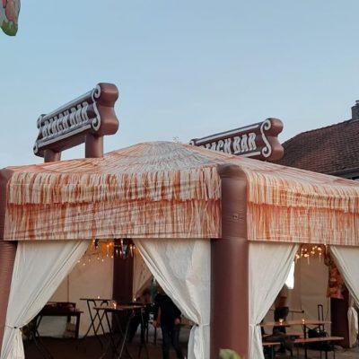 Beach Bar, feesttent te huur bij WE-inflate te Enschede 6