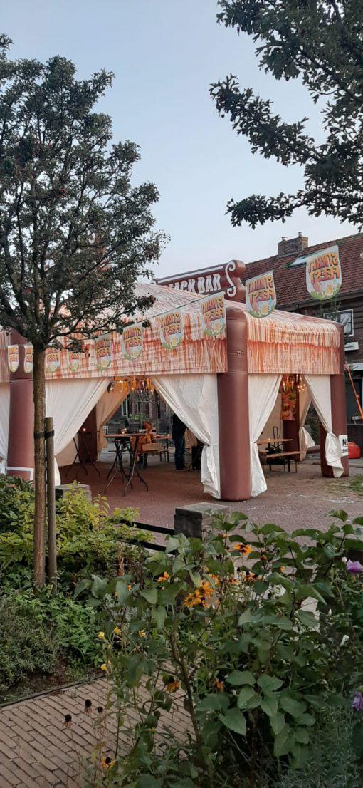 Beach Bar, feesttent te huur bij WE-inflate te Enschede 7