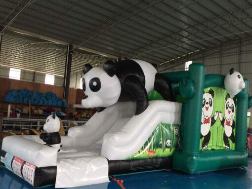 panda, Springkussen Panda huren of kopen bij WE-inflate