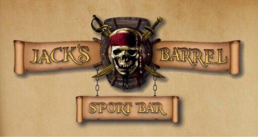 Barrel bar, opblaasbare feesttent, partytent, thema tent huren of kopen bij WE-inflate