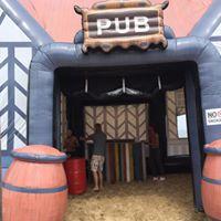 Ierse Pub, te huur en te koop bij WE-inflate Indigo Scheveningen 1
