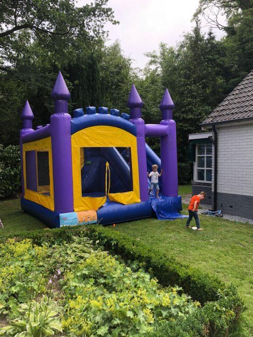 Kasteel, huur het opblaasbare springkussen bij WE-inflate te Enschede