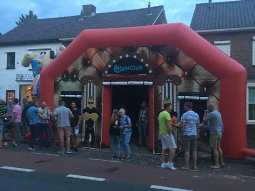 Night Club, te huur bij WE-inflate te Enschede