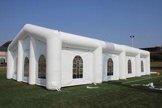 daktent, opblaasbare tent, feesttent, builoftstent