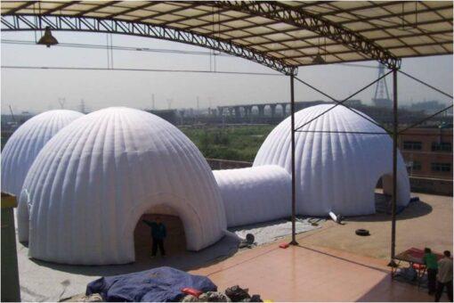Iglo, kopen bij WE-inflate