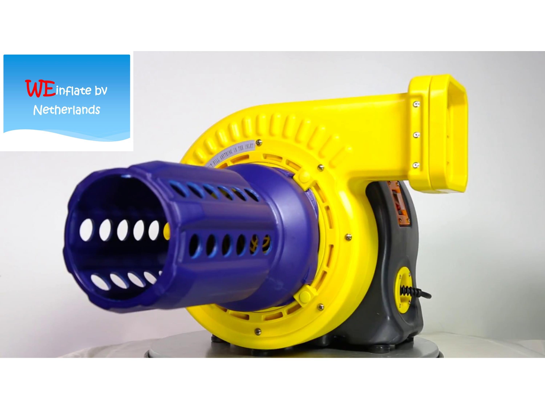 Blowers, kies de juiste blower voor het juiste opblaasbare item