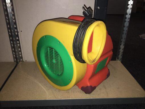 Blowers, vanaf 1000 watt, opblaasbare tenten en springkussens