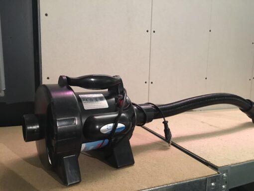 Blower voor airtight tenten, airtight opblaasbare items