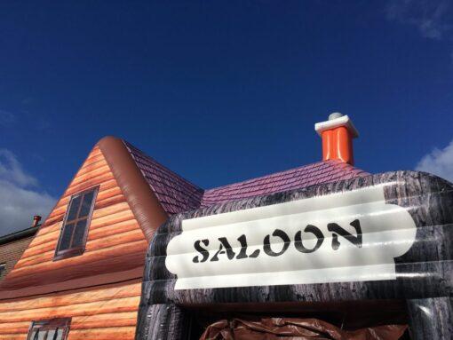 Saloon, opblaasbare partytent, thematent te huur, te koop WE-inflate (3)