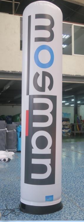 air tube, opblaasbare reclame zuil, reclame zuil met verlichting Mosman