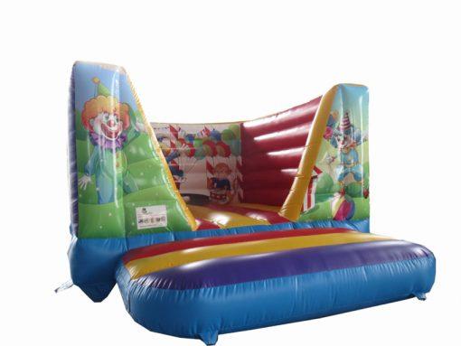Circus, vrolijk mini springkussen te koop bij WE-inflate Enschede 2