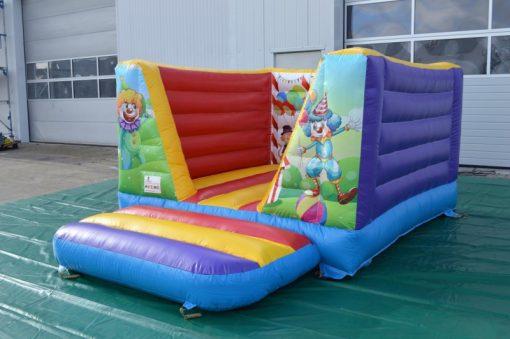 Circus, vrolijk mini springkussen te koop bij WE-inflate Enschede 5