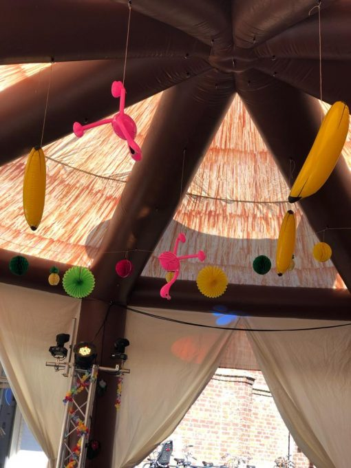 Beach Bar, feesttent te huur bij WE-inflate te Enschede3