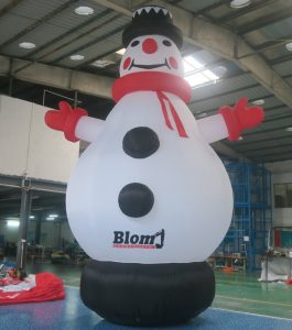 opblaasbare kerstman te koop bij WE-inflate te Enschede1