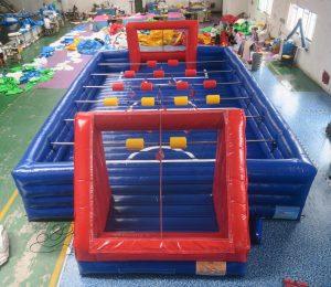 Menselijke voetbaltafel ontworpen door WE-inflate en vanaf nu te koop bij WE-inflate te Enschede 4
